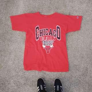 Vintage Champion Chicago Bulls Tee