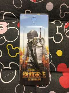 Gantungan kunci / key chain PUBG car98k
