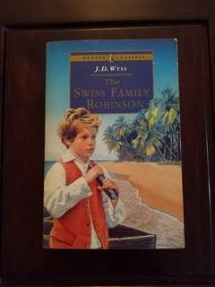 J D WYSS The Swiss Family Robinson