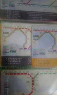 絕版 罕有 地鐵 舊版 錯體 單程車票 特惠