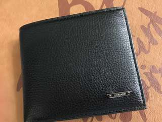 全新男士銀包 Men's wallet