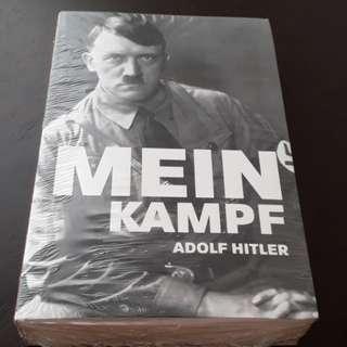 Mein Kampf ; Adolf Hitler