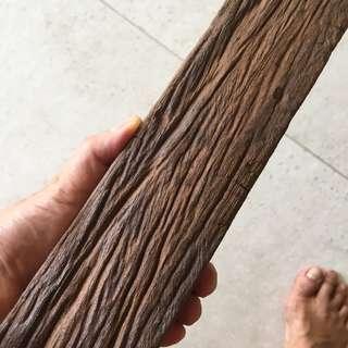 2 Chengal Stripe hard wood