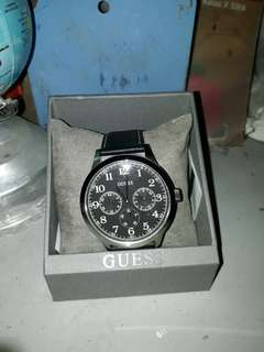 Guess watch jual santai BU