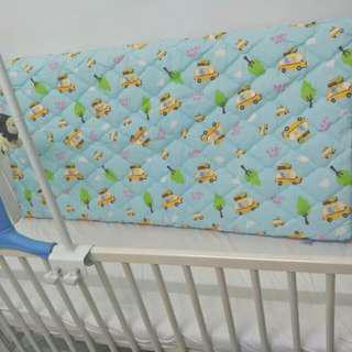 Tilam katil baby (tilam sahaja)