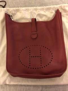 👜Hermes Evelyne III GM Bag