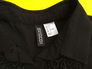 H&M Sleeveless Polo