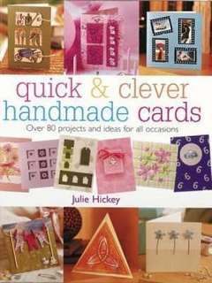 Card making Books ($25 each)