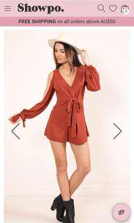 Showpo Playsuit