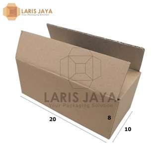 Kardus / Box / Karton / Kotak Packing - 20 x 10 x 8 cm