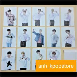 (PO) NCT sum photocards