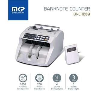 MKP Bank Note Counter BNC-1000