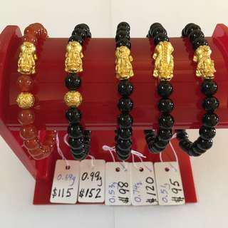 999 Pixiu Bracelet