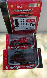 Ferrari toy collectibles