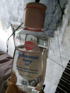 Johnson's Baby Oil ( 50ml )