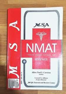 NMAT MSA REVIEWER
