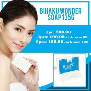 MISUMI Bihaku Wonder Soap