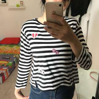 Loony patch shirt