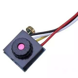Mini Pinhole CCTV Camera 600TVL.