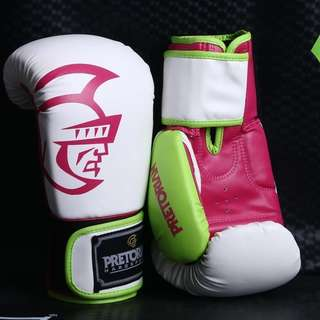 Glove boxing / muay thai pretorian
