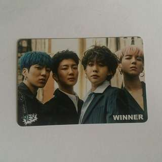 winner yescard
