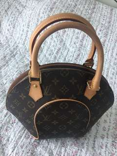 LV shell bag handcarry small size