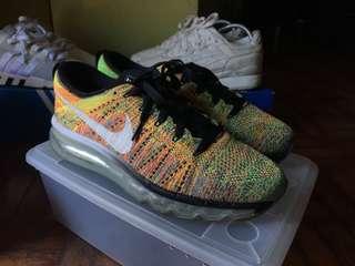 Nike Flyknit Max Multicolor