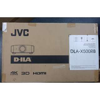 JVC Projector DLA-X500B Demo unit with Special Offer