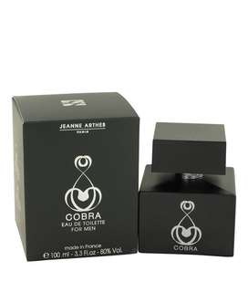 Cobra Jeanne Arthes EDT 100ml for men