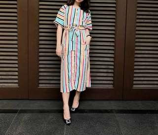 Dress Stripes ... kerennn...