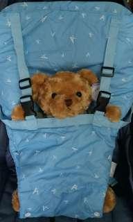 美贊臣便攜嬰兒坐椅椅套 (Mead Johnson A+)