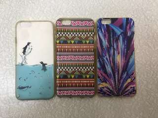 Iphone 6 cases 3 for P200!