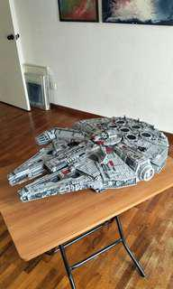 Ultimate Collection Series UCS Millennium Falcon Lepin 05132