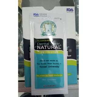 Obat kumur produk korea Dr Dental ukuran 12 ml