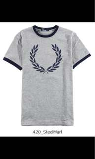 Kaos Ringer Fred Perry