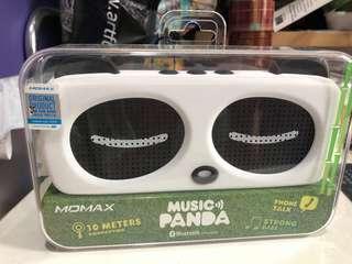 Momax Panda Bluetooth Speaker 熊貓藍牙 Speaker