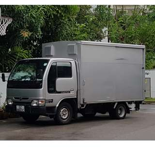 Nissan Cabstar Lorry Mover