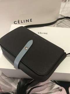 Celine Strap Clutch Bag
