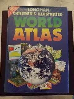 Longman Children's Illustrated WORLD ATLAS