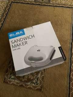 Elba Sandwich Maker