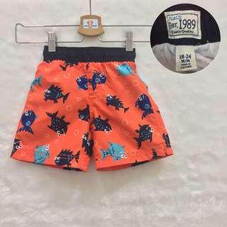 Celana Renang motif fish - Place
