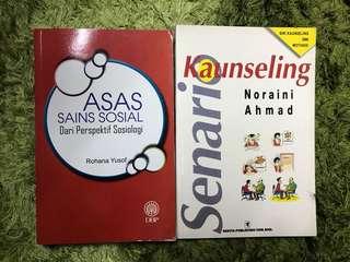 Buku Sains Sosial & Kaunseling