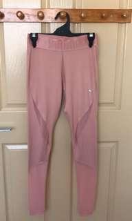 PUMA pink tights