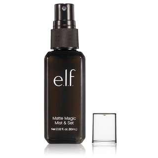 🚚 ❣️INSTOCK BEST SELLER❣️Elf Cosmetics, Matte Magic, Mist & Set, 60ml