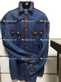 (Sold) Chanel vintage 牛仔外套