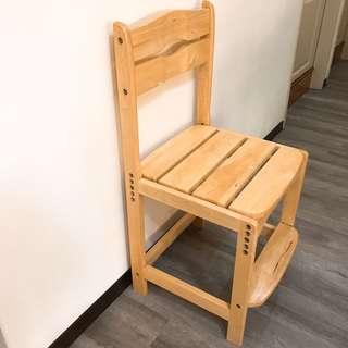 實木椅 書桌椅