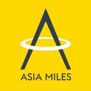 |Asia Miles 亞洲萬里通|入分|有大量里數。0.12/里。鐵價不二|有意請inbox|o1r2byoivdy