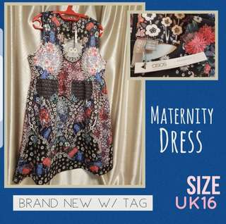 [Brand NEW with Tag] Maternity Dress from ASOS