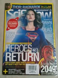 SciFiNow Magazine - Supergirl Melissa Benoist Issue #138