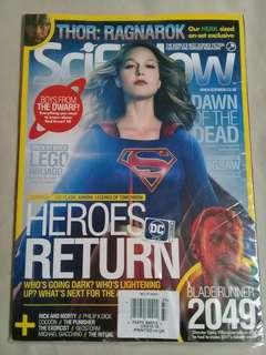 SciFiNow Magazine - Supergirl Melissa Benoist Issue #138